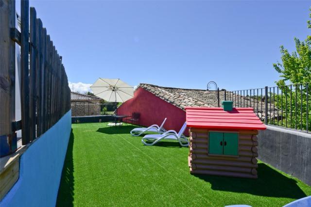 casas rurales para bebés