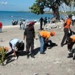 La Romana respalda la iniciativa de proteger el ecosistema costero y marino