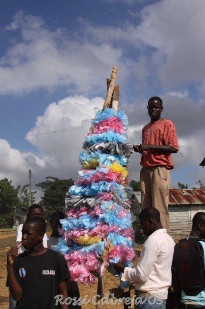 la navidad en los bateyes