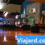 Lobby del Ocean Blue en Punta Cana