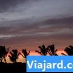 Sunset at Punta Cana