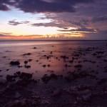 Hermoso Atardecer en La Playa Los Corbanitos