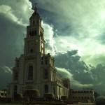 La Iglesia Sagrado Corazón de Jesús en Moca