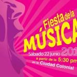 Actividades: Noche Larga de Los Museos y Fiesta de La Música