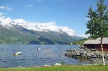 Fiordes da Noruega