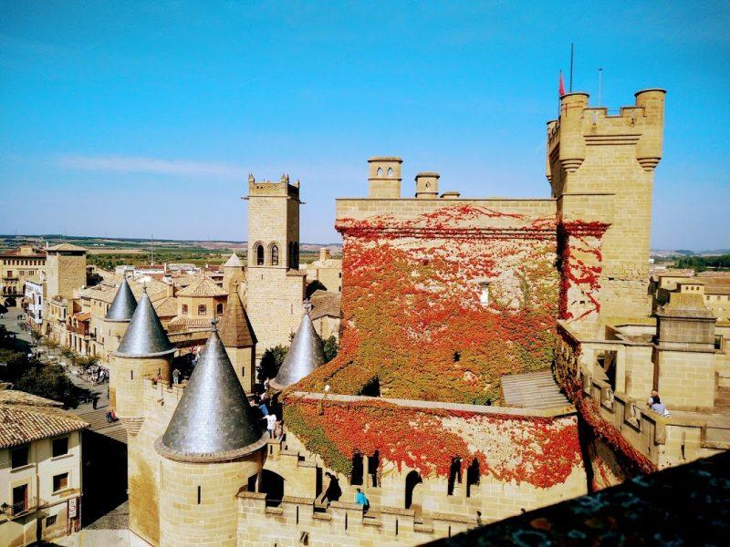 Navarra con niños II: Olite
