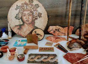 arqueopinto, Arqueopinto: arqueología con niños en Madrid, Viajar despeina