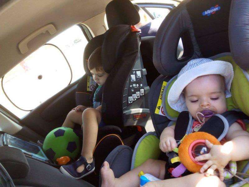 5 trucos para viajar con niños