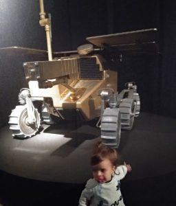 Marte, Viajamos a Marte en Espacio Fundación Telefónica, Viajar despeina
