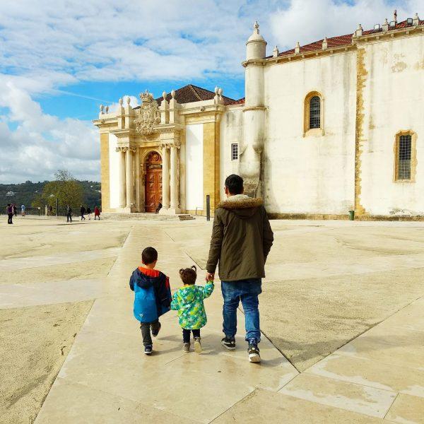 Coimbra con niños, Coimbra con niños, Viajar despeina, Viajar despeina