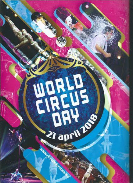 Día Mundial del Circo 2018