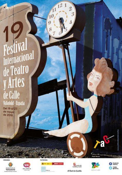 TAC Valladolid: Teatro de Calle en Familia