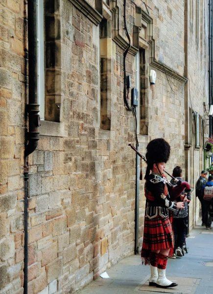 Guía básica de Edimburgo para viajar con niños