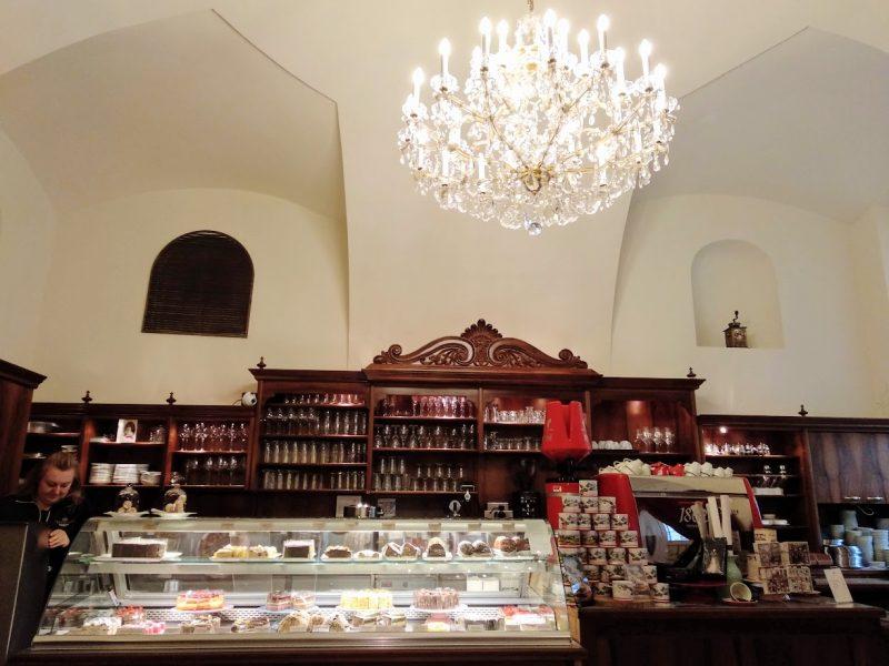 Café hofburg