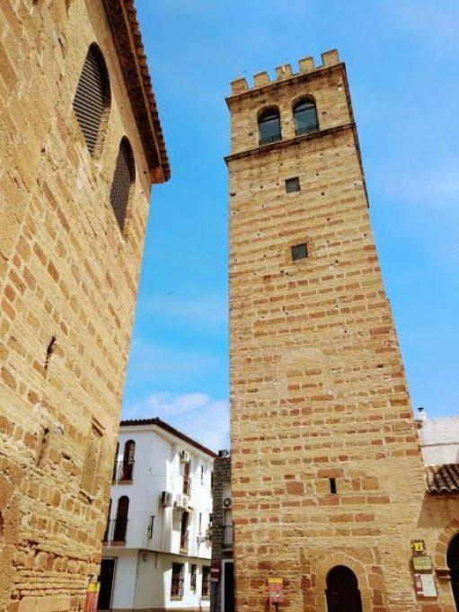 Torre del reloj Andújar