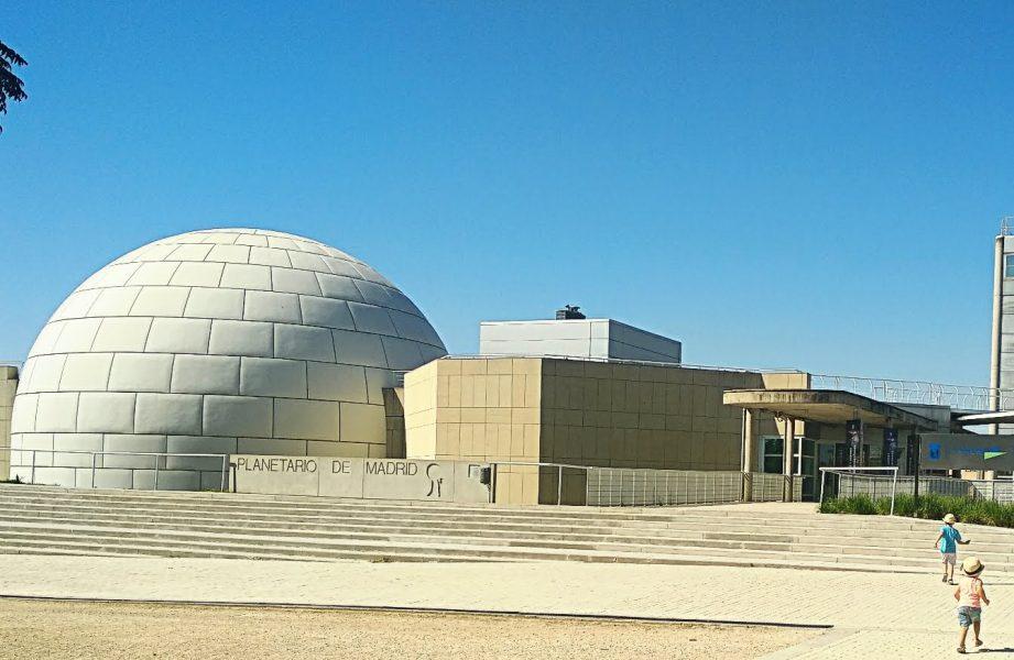 Planetario de Madrid: conócelo en familia