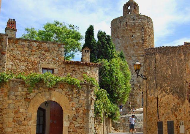 Pals, uno de los pueblos más bonitos de Cataluña