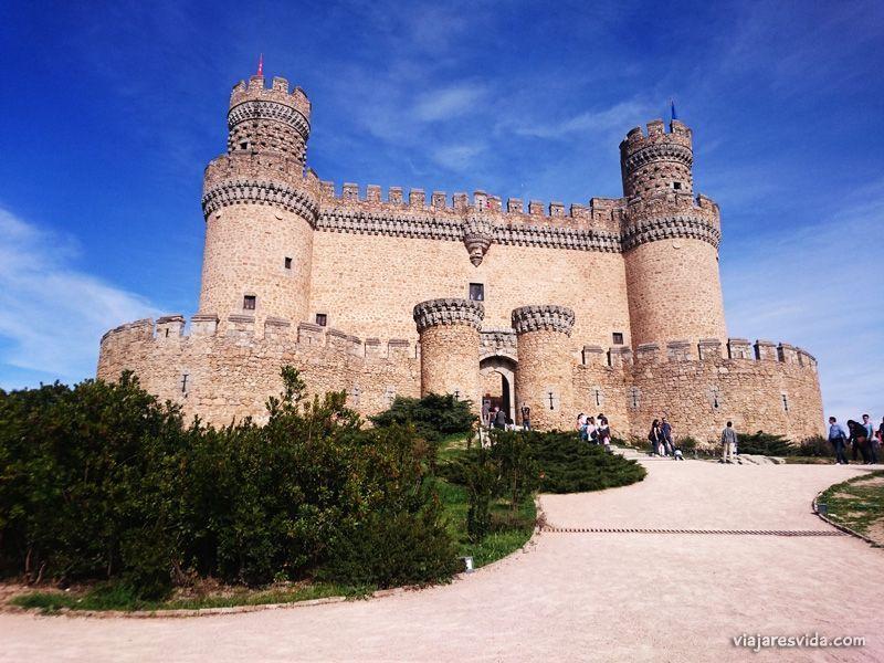 Viajaresvida - Castillo nuevo de Manzanares El Real
