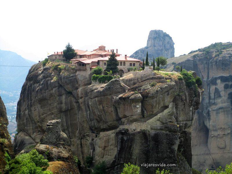 Monasterio Agia Triada (o Santísima Trinidad)
