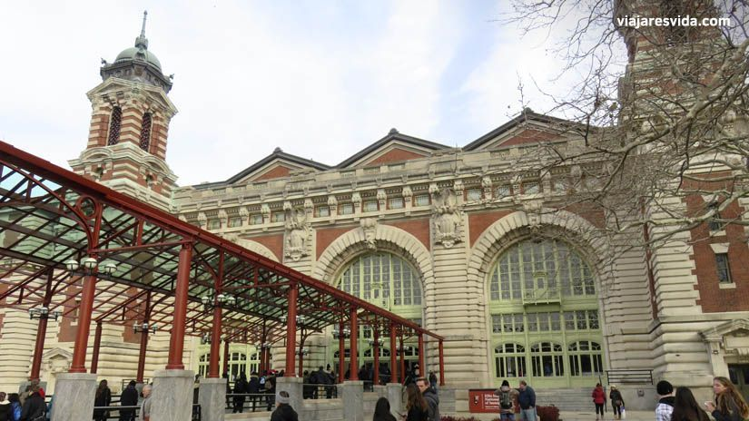 Ellis Island de Nueva York