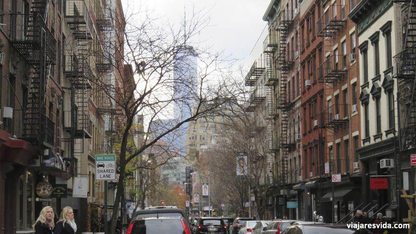 Barrio neoyorquino de Little Italy