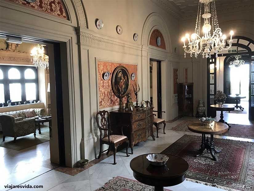 Palacio del Virrey Laserna.
