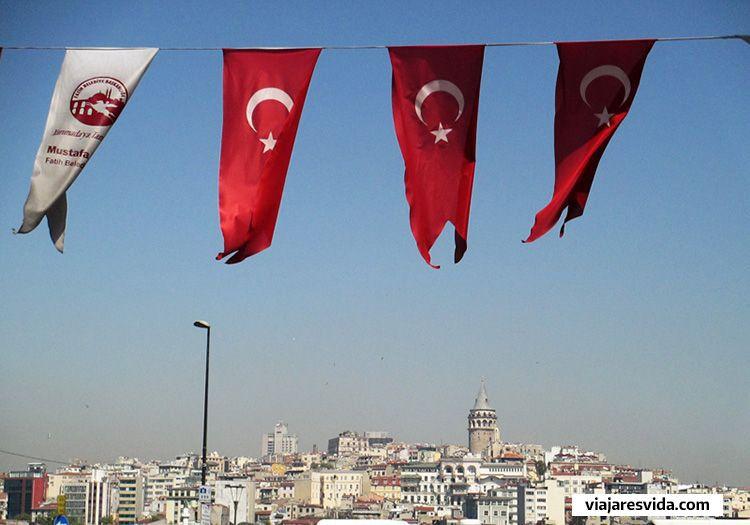 Torre de Gálata en Estambul