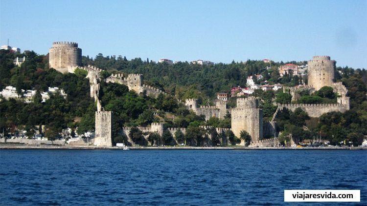 Una de las fortalezas que veremos durante el recorrido