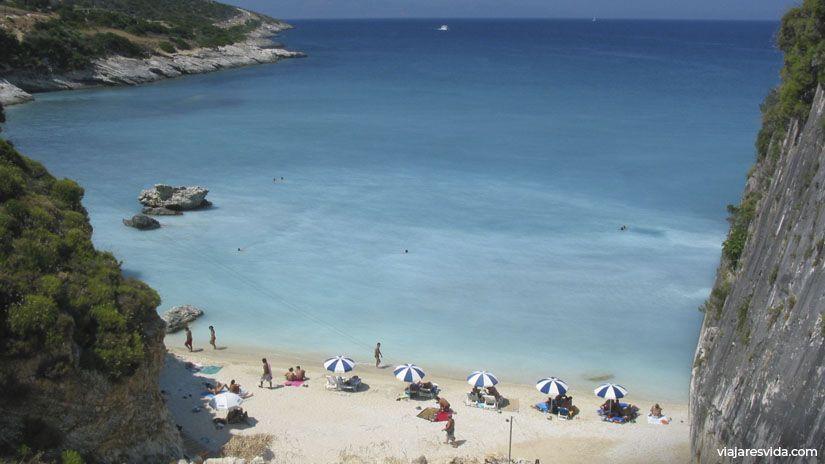 Xigia Beach Isla de Zakynthos