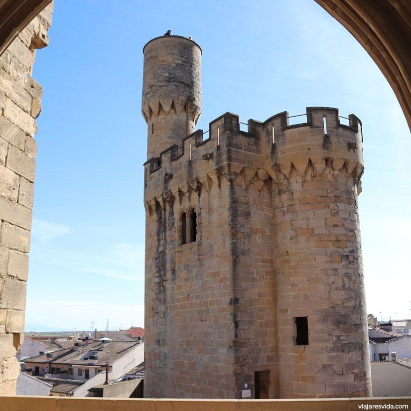 Torre de la Atalaya del Castillo de Olite