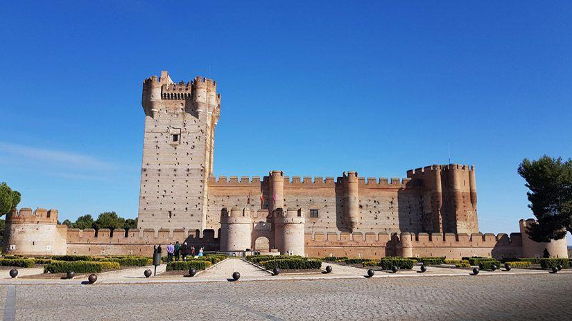 Viajaresvida - Castillo de La Mota
