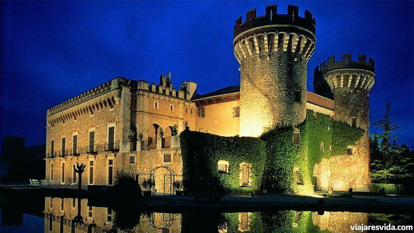 Castillo/casino de Peralada en Gerona. Qué ver en Figueres y en el Alt y Baix Empordà