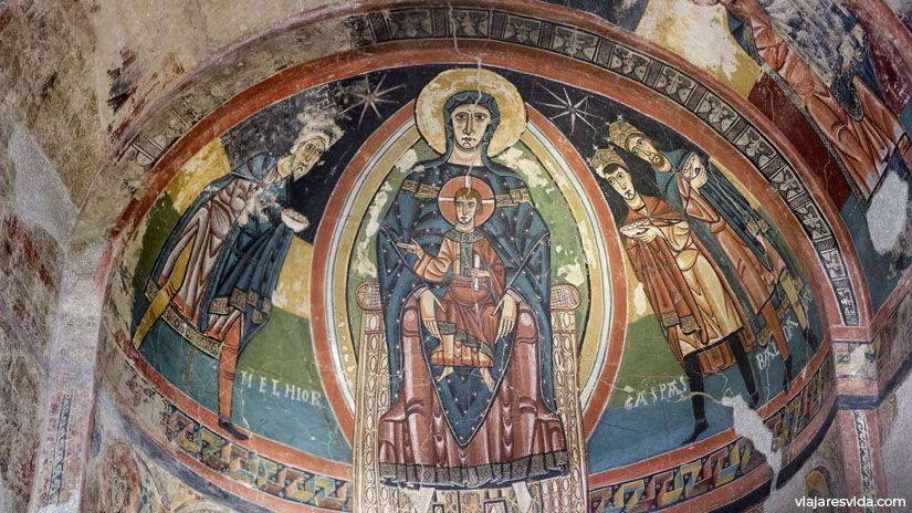 Ábside de Santa María de Taüll