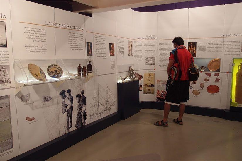 Museo de Nueva Tabarca