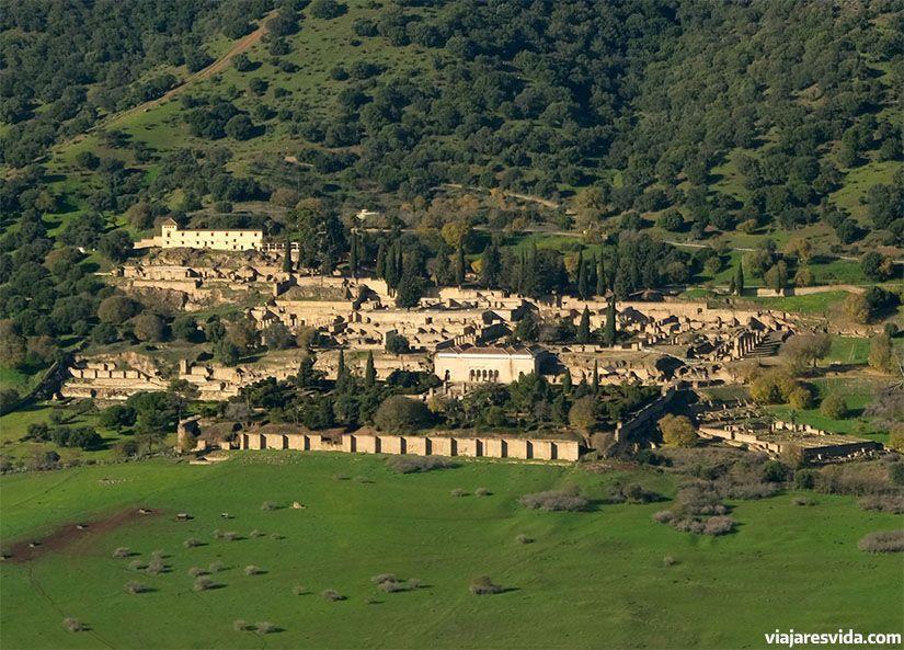 Palacio de Medina Azahara de Córdoba