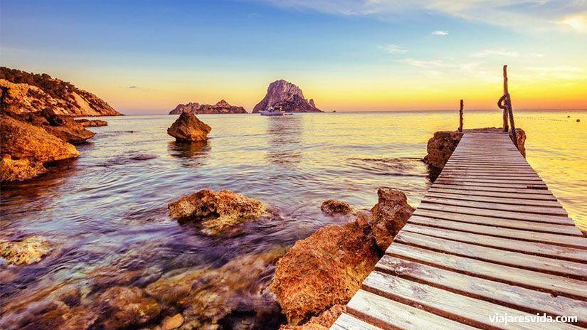 Cala d'Hort. Las mejores calas y playas que ver en Ibiza