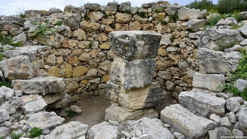 Son Fornés, arqueología en Mallorca