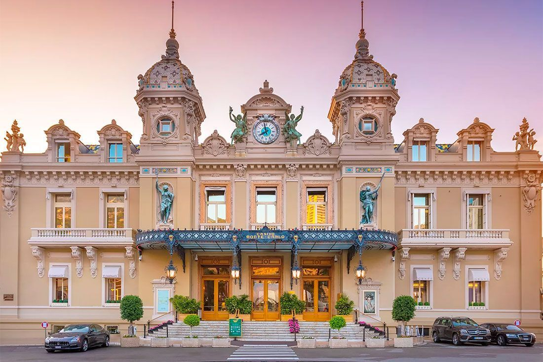 Casino de Montecarlo.