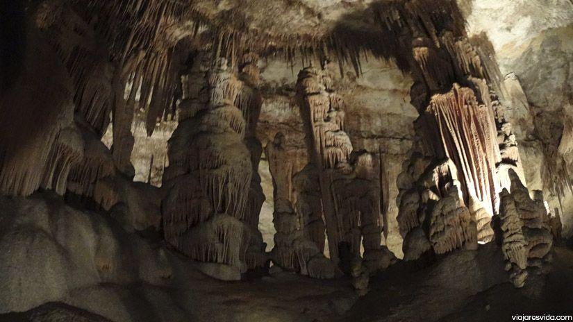 Cuevas del Drach, un lugar que ver en Mallorca