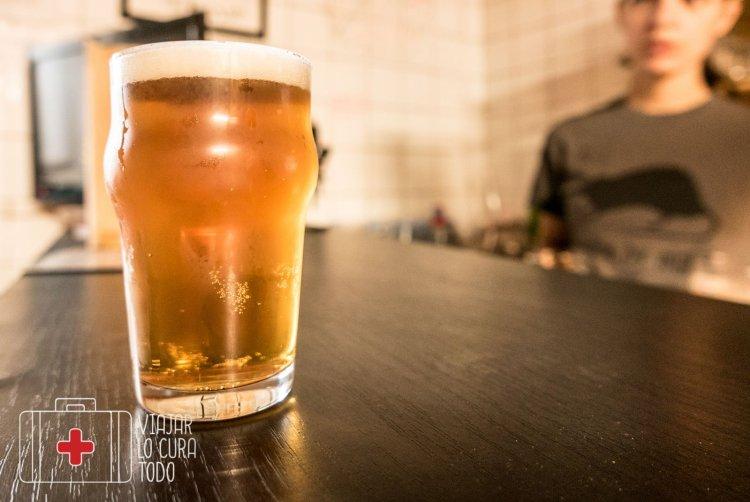 Human Fish Brewery Pale Ale Beer