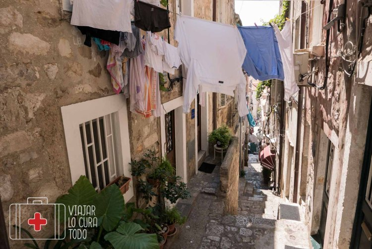 calles de Dubrovnik