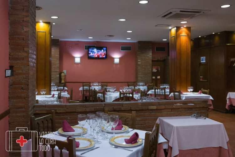 restaurante bilbilis