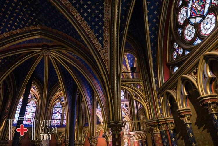 sainte chapelle inferior