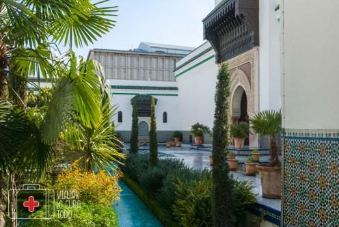 grand mosquée parís