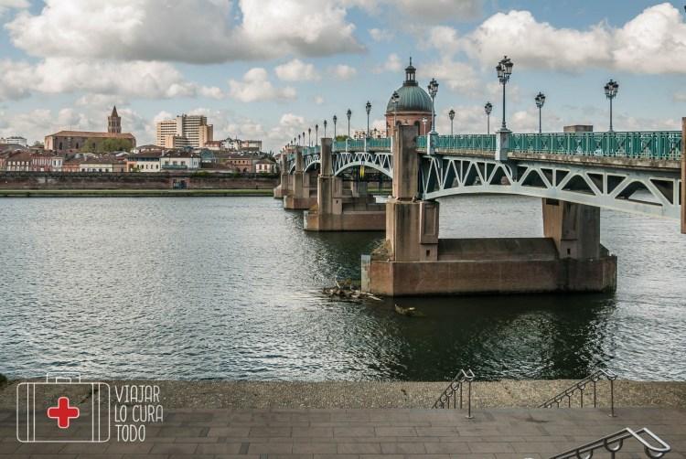 puente saint pierre Toulouse