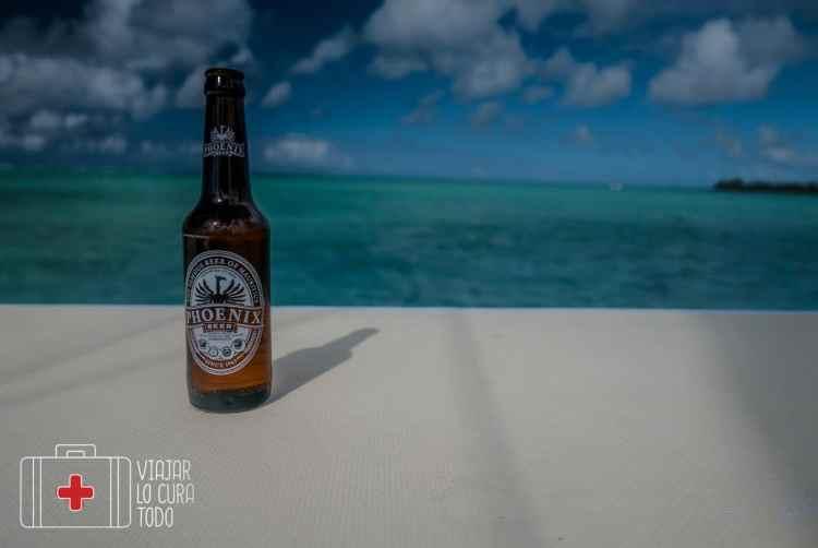 phoenix beer Mauritius