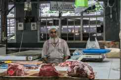 Carnicero musulmán