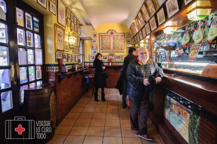 Dónde comer en Granada: Chikito | Viajar Lo Cura Todo