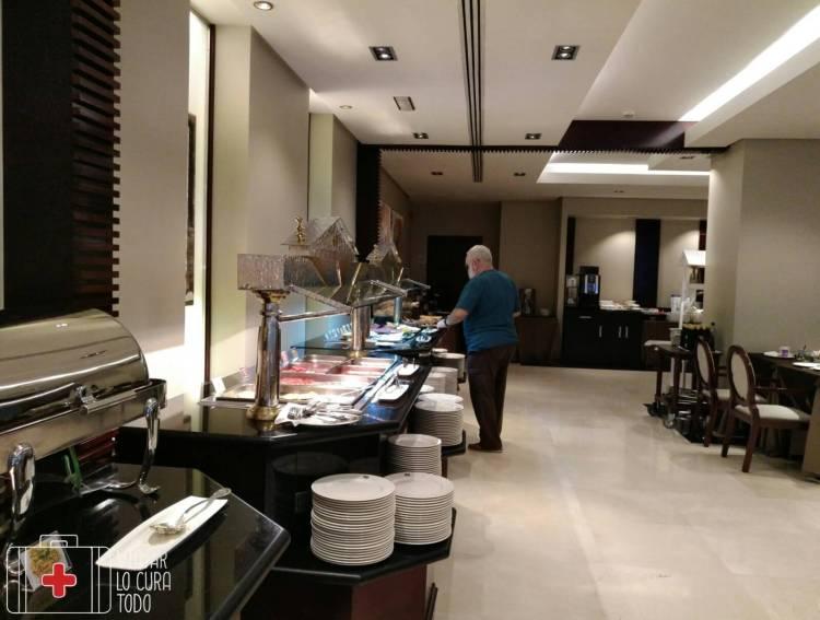 buffet andalucia Center Granada