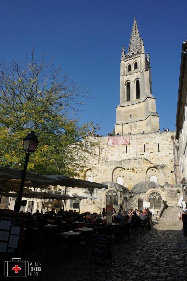 Saint Emilion Burdeos